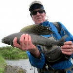 alaska grayling fishing
