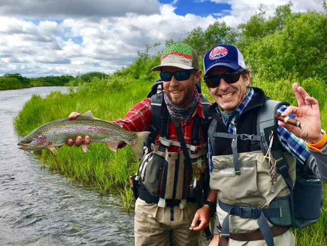 Bristol Bay Fly Fishing Trip